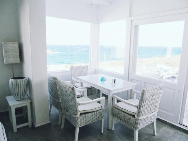 Paros island hotel guide