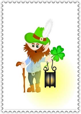 День Святого Патрика Красивые открытки бесплатно для вас / Beautiful postcards are free for you, p_i_r_a_n_y_a