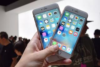 La tecnología microled en los iphones