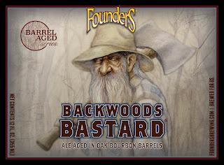 Founders - Backwoods Bastard birra recensione diario birroso blog birra artigianale