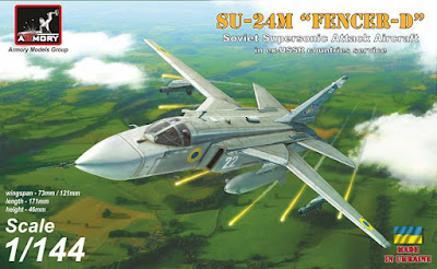 "AR14702 - Sukhoj Su-24M ""Fencer"" picture 1"