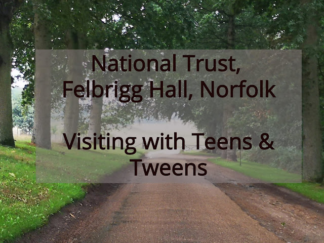 felbrigg hall header image