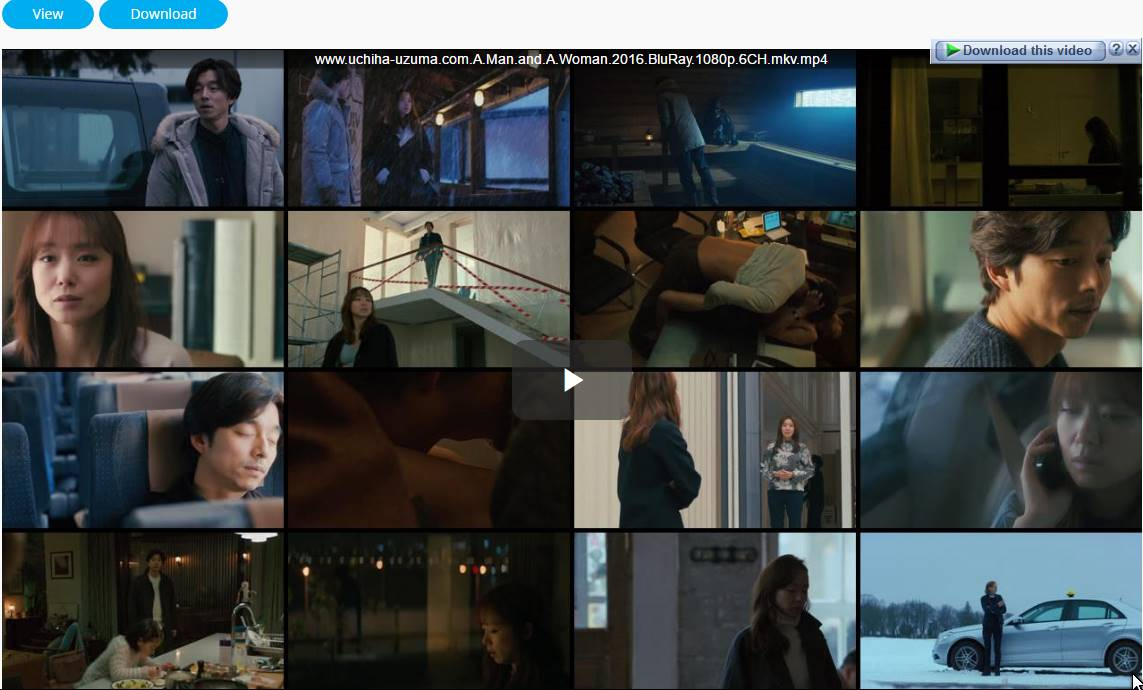 Screenshots Download A Man and A Woman (2016) HD BluRay 1080p 720p 480p 360p MKV MP4 DTS 6CH Free Full Movie Subtitle Indonesia
