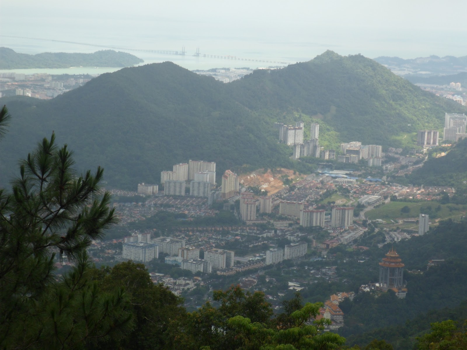 Jalan Biar Ke Depan Cerita Bukit Bendera Pulau Pinang