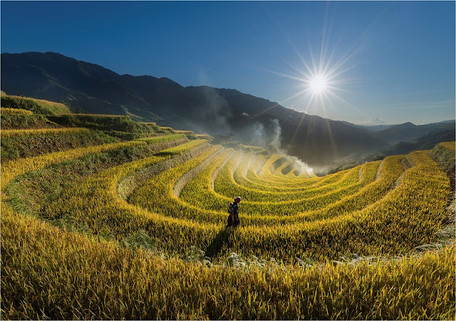 See Northwest Vietnam In Autumn Colors Sparkling