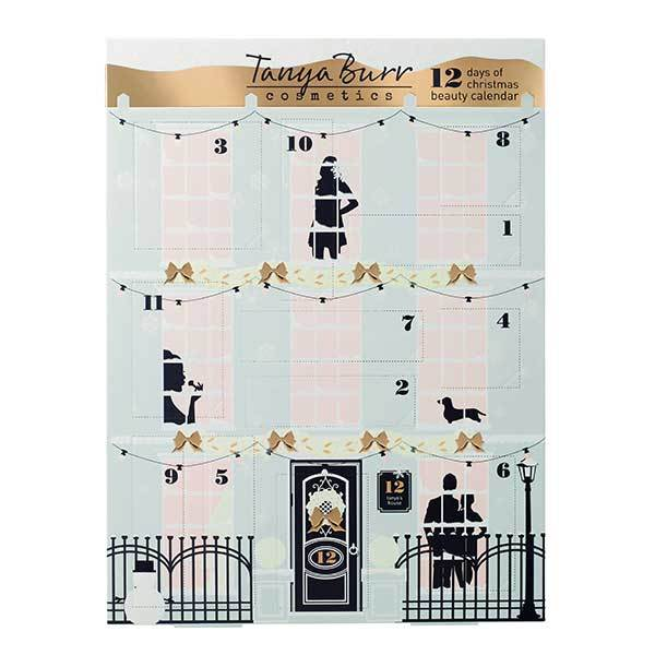 Tanya Burr 2016 advent calendar