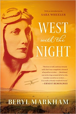 west with the night, beryl markham, book review