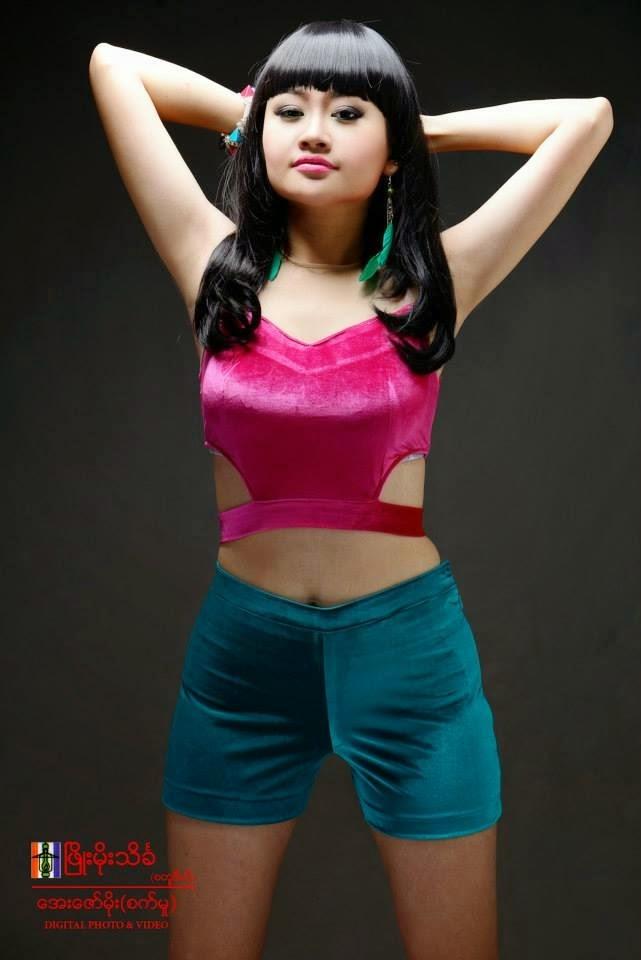 Myanmar Sexy Girls Thae Naw Zar - Myanmar Model Hot Girl -3189