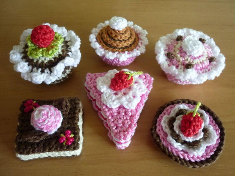 Vaak Cupcake Haken Gratis Patroon &ML04