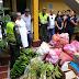 La Policía Metropolitána de Popayán llegó con ayudas a la fundación hogar San Vicente de Paul de Popayán.