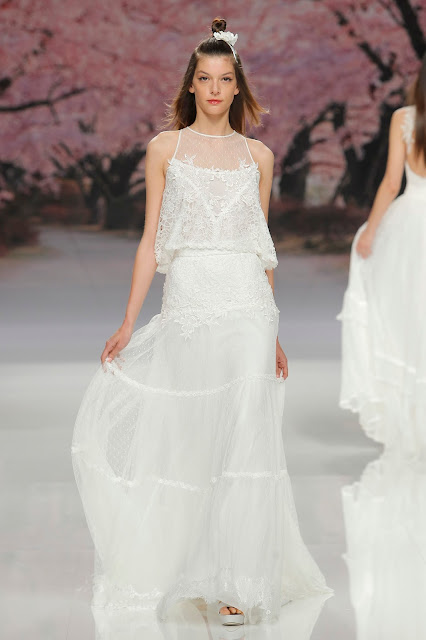Vestido de novia Inmaculada García 2017