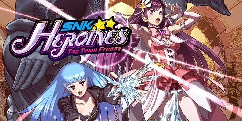 SNK Heroines: Tag Team Frenzy Review & Gameplay