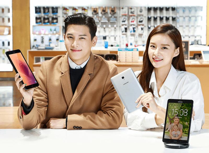 Samsung announces Galaxy Tab A w/ Bixby!