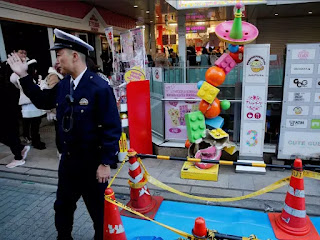 Tokyo policeman commits suicide after New Year car attack