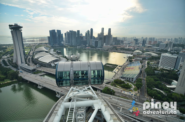 What to do in Singapore Flyer