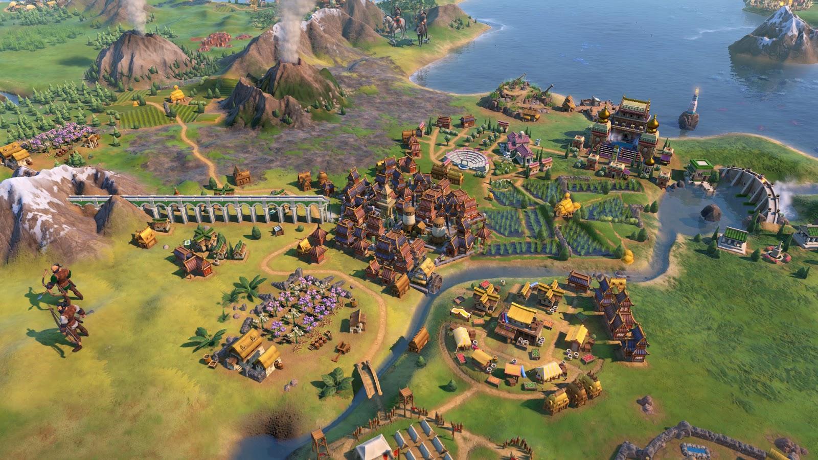 Sid Meiers Civilization VI Gathering Storm PC ESPAÑOL (CODEX) 5
