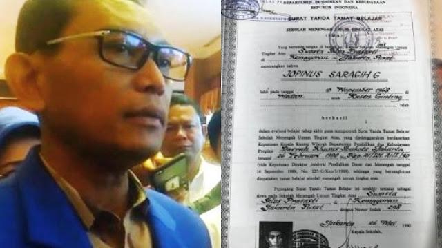 Usai Pencalonan Cagubsunya Kembali Terganjal di KPU, JR Saragih Ditetapkan Tersangka Dugaan Pemalsuan Surat