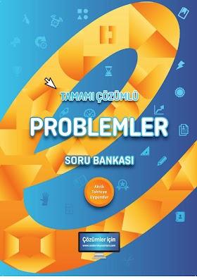 Endemik Yayınları Problemler Soru Bankası PDF indir