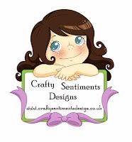 Crafty sentiment designs