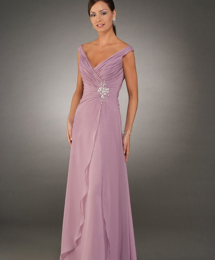 Latest Chiffon Gown Styles - Page 2 - Best Seller Dress and Gown Review