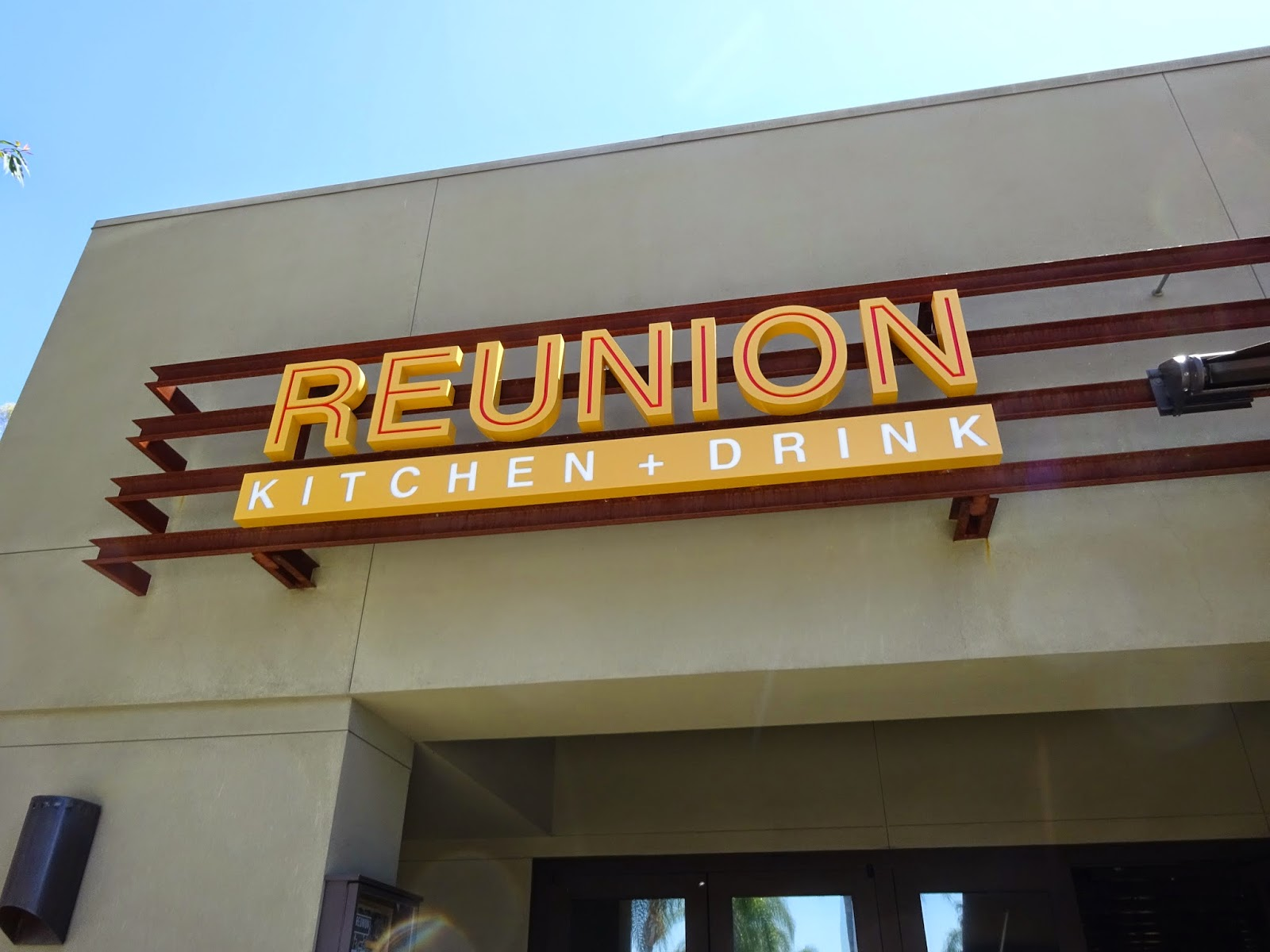 Reunion Kitchen Laguna Beach Menu