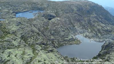 Serra da Estrela - Lagoas do Covão das Quelhas, de Francelha e do Serrano