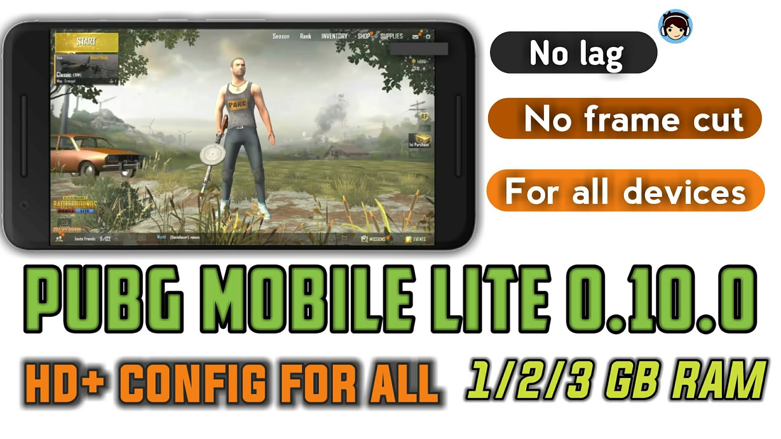 Pubg Mobile Lite 0 10 0 Hd Config Tech Vishesh - pubg mobile lite 0 10 0 hd config