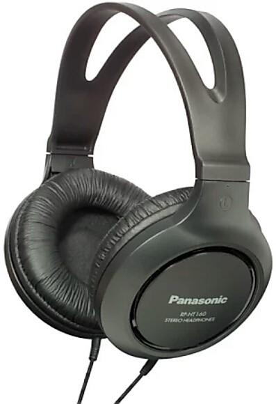 Panasonic RP-ht161e-k Wired Headphone