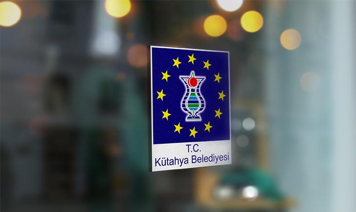 Kütahya Belediyesi Vektörel Logosu