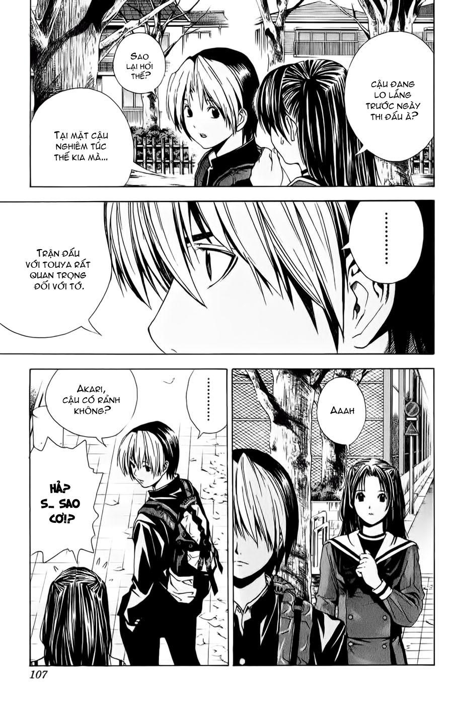 Hikaru No Go hikaru no go chap 144 trang 16