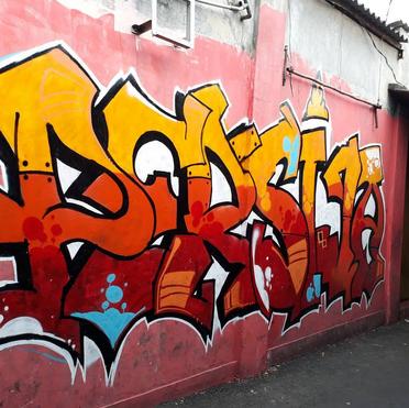50+ Gambar Grafiti Persija Jakarta 3D di Kertas dan Tembok ...