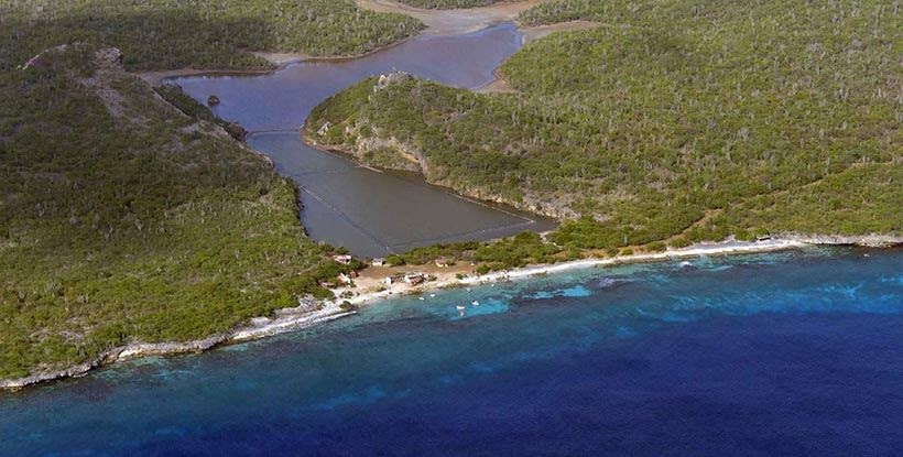 Playa Frans - Praias de Bonaire