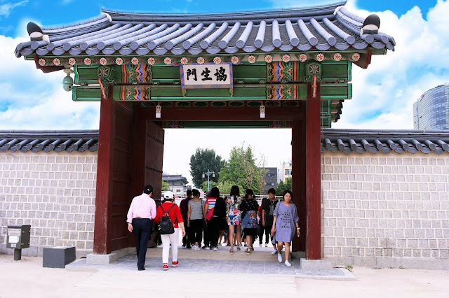 Gyeongbokgung Palace - Seoul Attractions & Things To Do