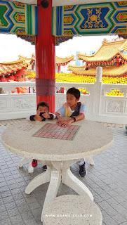 Berkunjung ke Thean Hou Temple