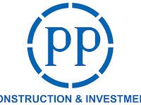 Lowongan Kerja PT PP (Persero) Tbk 2018/2019