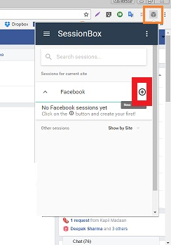 How To Use/Manage Multiple Facebook Accounts On PC At Once