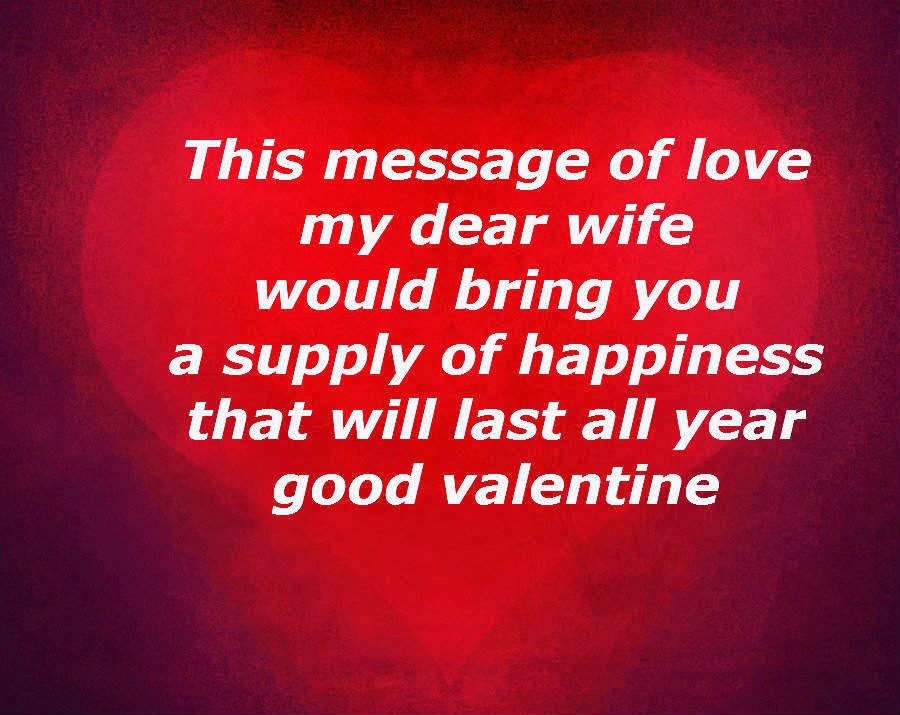 Valentines Message To Your Love – Valentine\'s Day Info