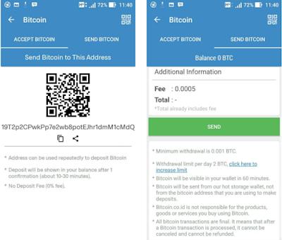 Fitur-fitur Aplikasi Dompet Bitcoin Indonesia Untuk Perangkat Android dan iOS