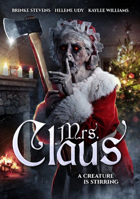 Mrs Claus Poster