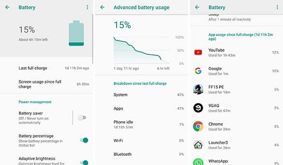 uji coba lama baterai saat browsing di Zenfone Max Pro M1