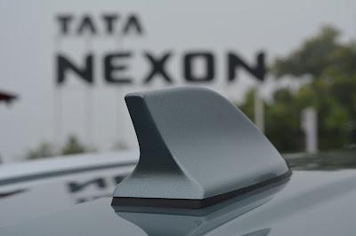 tata nexon roof rails