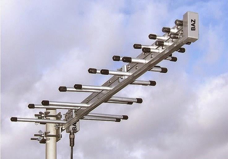 Antena Yagi Sebagai Alat Penguat Sinyal Modem dan Wifi