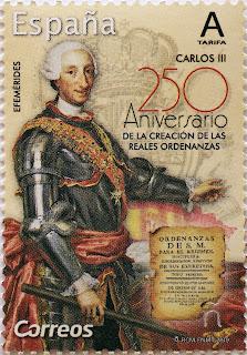250 ANIVERSARIO DE LA CREACIÓN DE LAS REALES ORDENANZAS