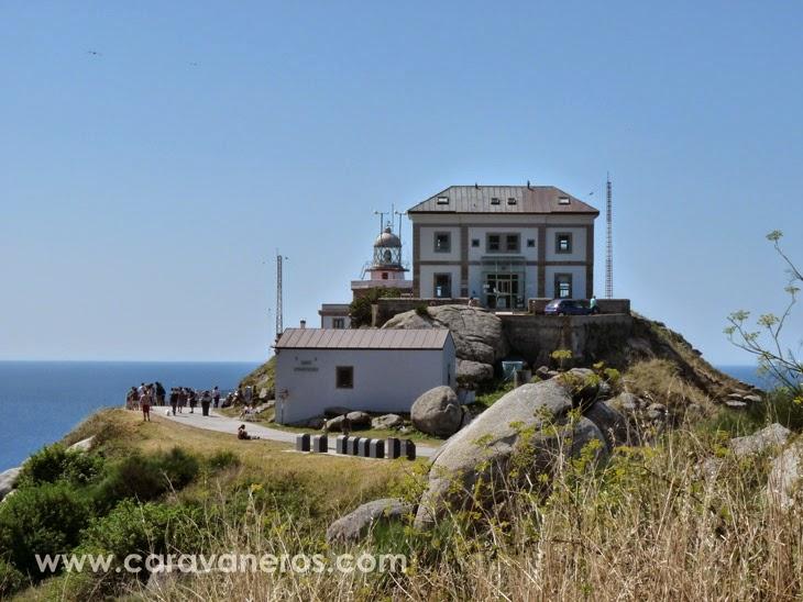 Foto del Faro de Finisterre | caravaneros.com