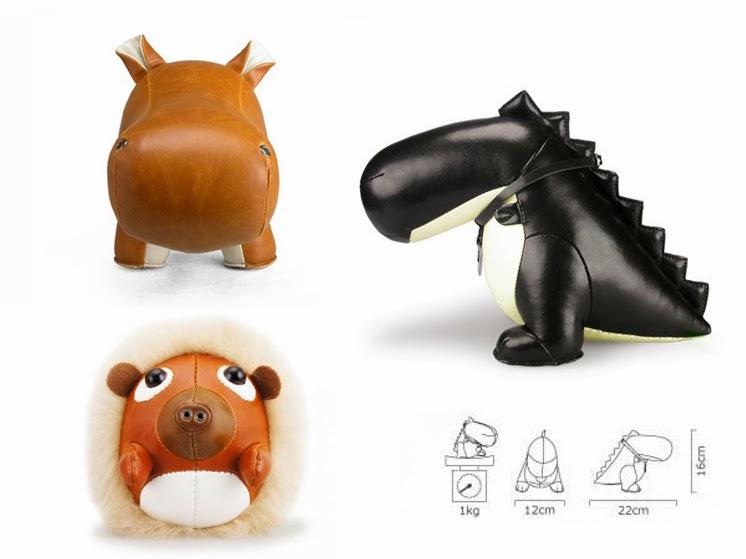 Rafa Kids Z 252 Ny Leather Animals