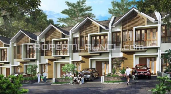 Citra Garden City Malang cluster Park Hill