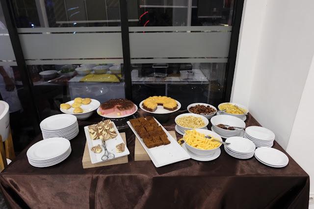 Buka Bersama Puas di Lime Restaurant Fave Malioboro
