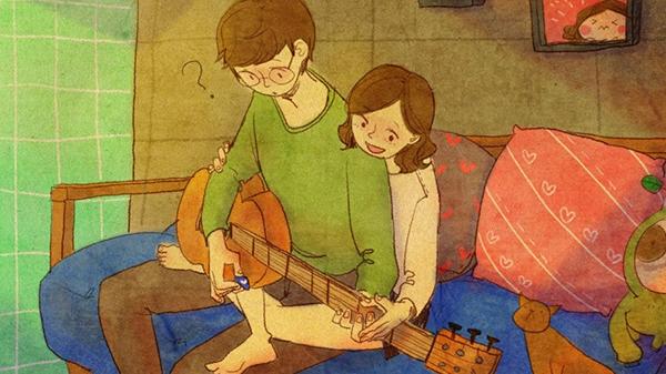 Những điều giản dị làm nên hạnh phúc vợ chồng-3