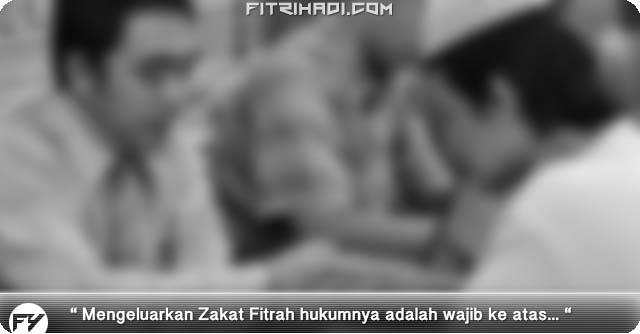 Kadar Zakat Fitrah 2017 Ramadan 1438H Seluruh Malaysia