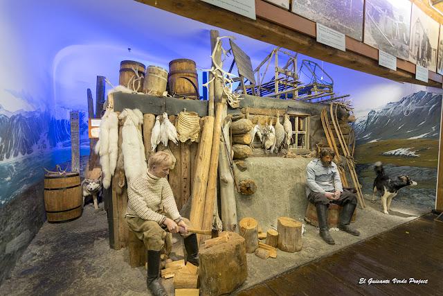 Polarmuseet, Museo Polar, Tromsø - Noruega, por El Guisante Verde Project